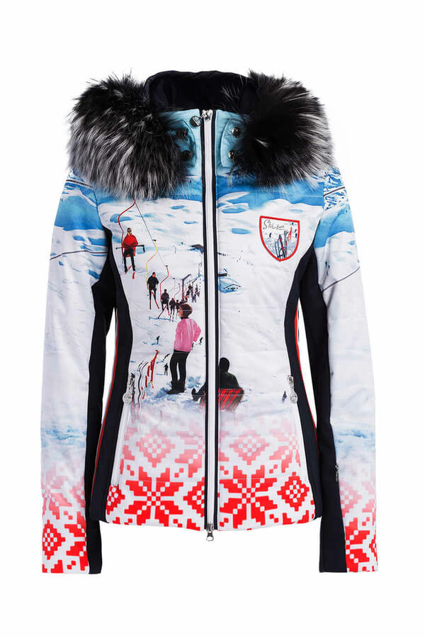 Женская куртка CHIPA - фото 1