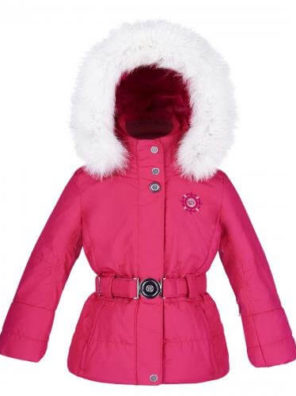 Куртка W15-1000 BBGL (для девочек) - фото 2