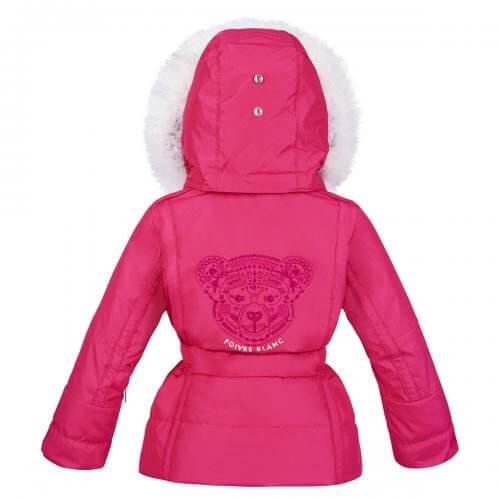 Куртка W15-1000 BBGL-A (для девочек) - фото 2