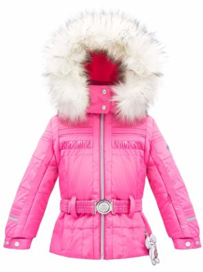 Куртка W17-1002-BBGL/В (с натуральным мехом) - фото 5