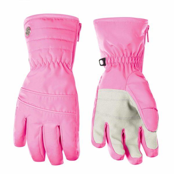 Перчатки W17-1070-JRGL (для девочек) - фото 1