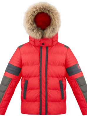 Детская куртка W18-1215-JRBY (для мальчиков) - фото 4