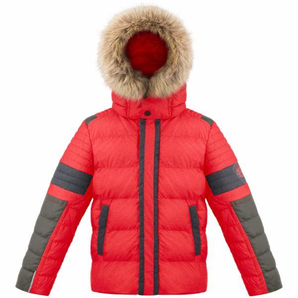 Детская куртка W18-1215-JRBY (для мальчиков) - фото 1