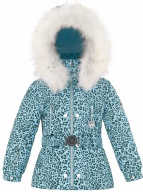 Куртка W18-1008 BBGL/A (с искусственным мехом) - фото 12