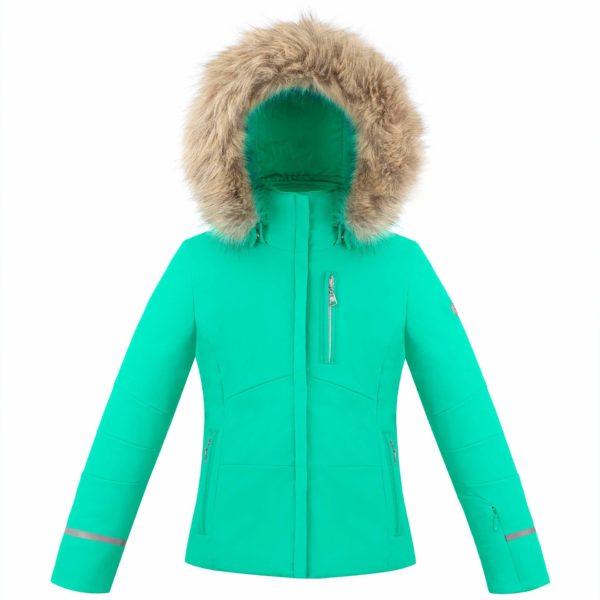 Куртка W19-0802-JRGL/A (для девочки) - фото 1