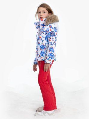 Куртка W19-0802-JRGL/A (для девочки) - фото 26