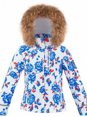 Куртка W19-0802-JRGL/B (с натуральным мехом) - фото 2
