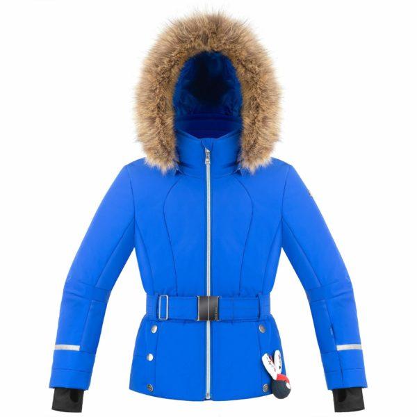 Куртка W19-1008-JRGL/A (для девочки) - фото 1