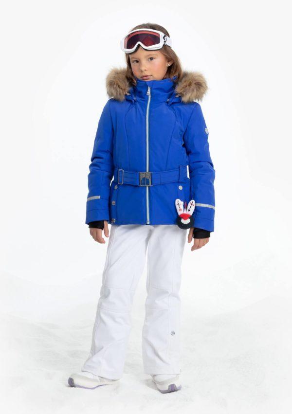 Куртка W19-1008-JRGL/A (для девочки) - фото 4