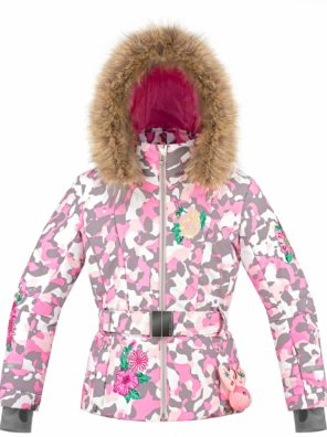 Куртка W19-1008-JRGL/A (для девочки) - фото 7