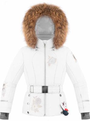 Куртка W19-1008-JRGL (с искусственным мехом) - фото 25