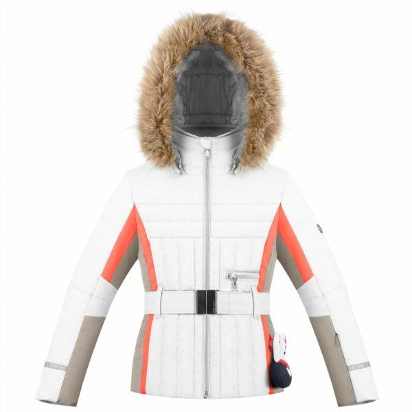 Куртка W19-1002-JRGL/A (для девочки) - фото 1