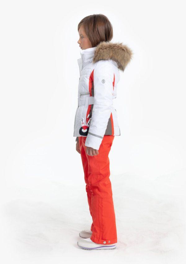 Куртка W19-1002-JRGL/A (для девочки) - фото 2