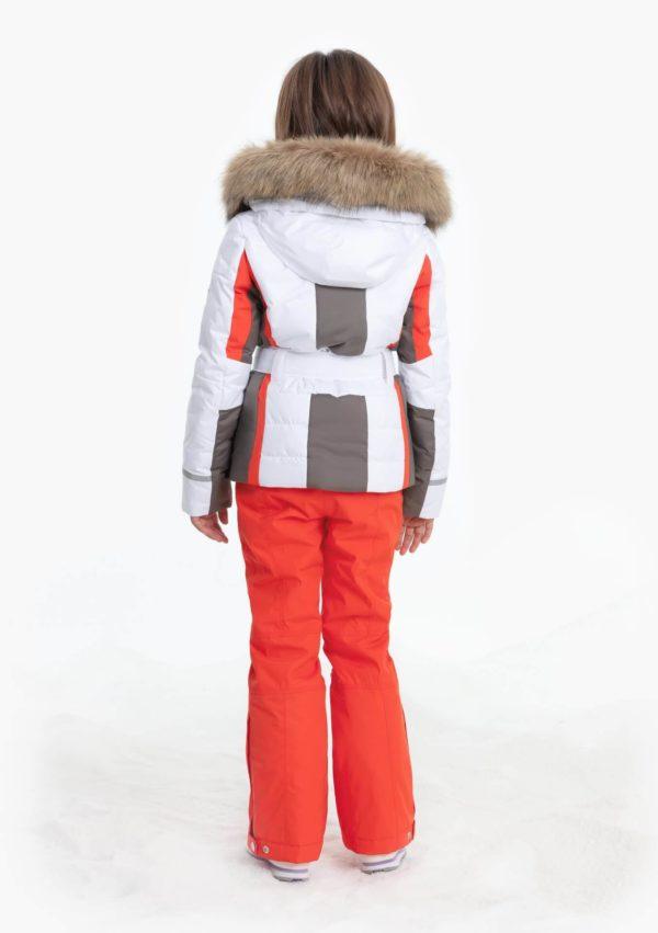 Куртка W19-1002-JRGL/A (для девочки) - фото 3