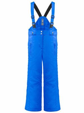 Брюки W19-1022-JRGL (для девочек)- синие - фото 6