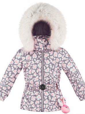 Куртка W19-1008-BBGL/B (для девочки) - фото 8