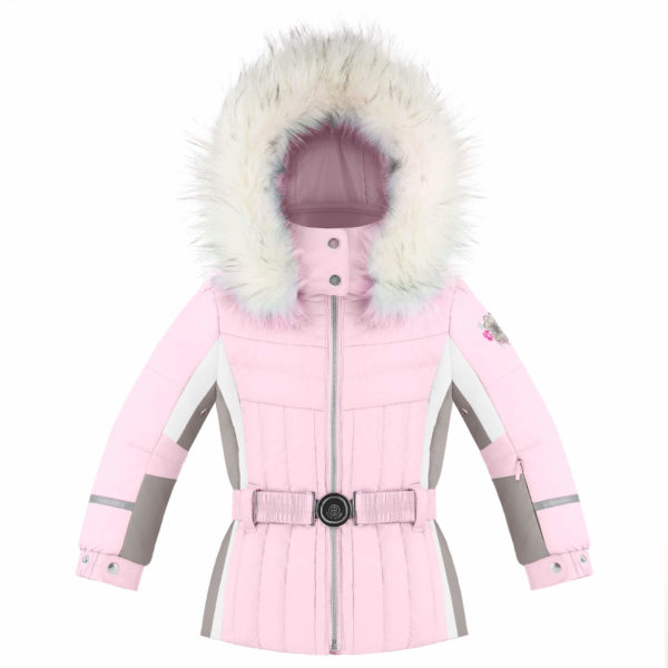 Куртка W19-1002-BBGL/A (для девочки) - фото 1