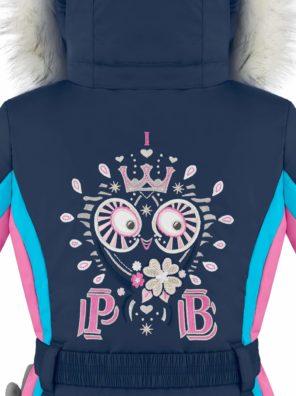 Куртка W19-1002-BBGL/A (для девочки) - фото 17