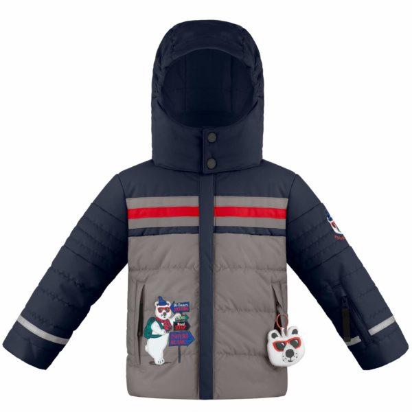 Куртка W19-0903-BBBY (для мальчиков) - фото 1