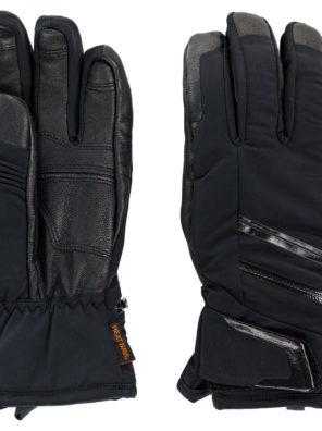 Перчатки мужские Descente Parker Black - фото 1