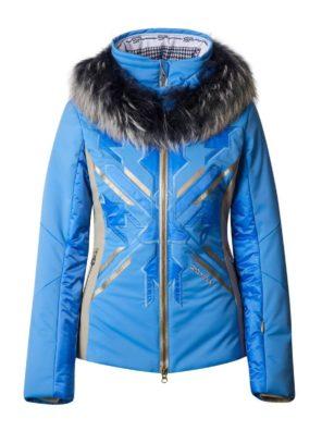 Женская куртка  с мехом EYKO - фото 19