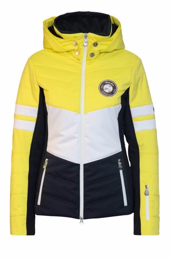 Женская куртка с мехом TOWEY 36147-62 - фото 1