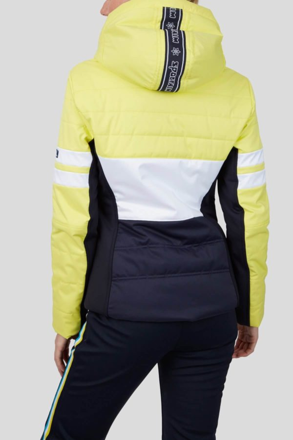 Женская куртка с мехом TOWEY 36147-62 - фото 2