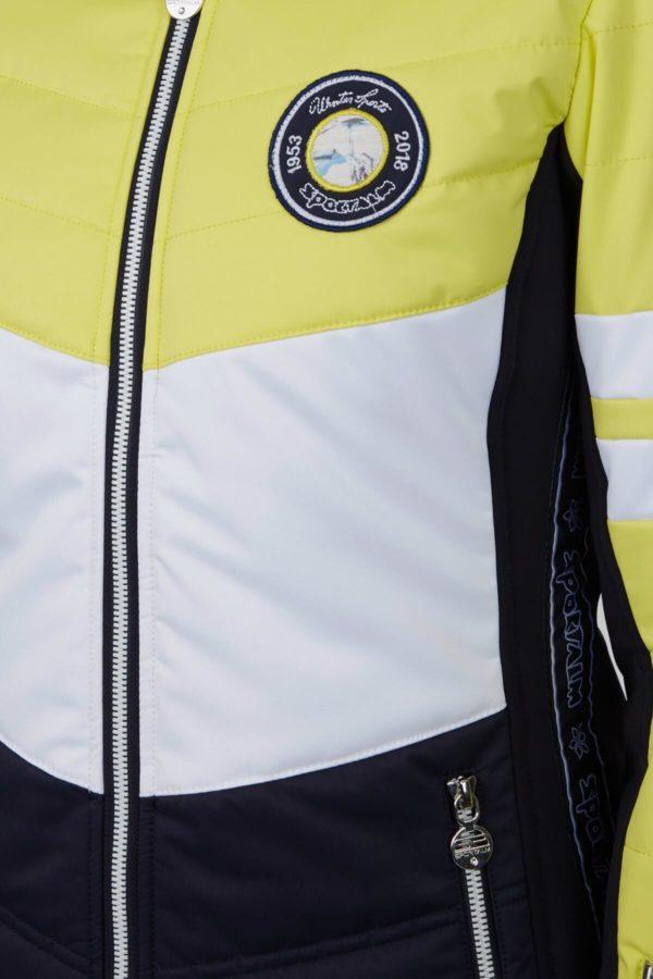 Женская куртка с мехом TOWEY 36147-62 - фото 6