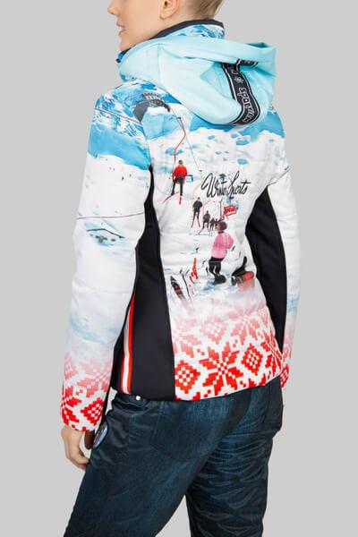 Женская куртка CHIPA - фото 4