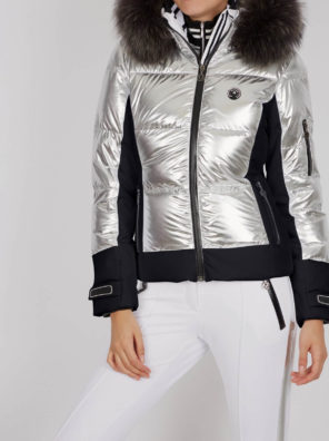 Куртка с мехом Sportalm - фото 12