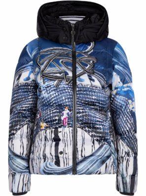 Куртка с мехом Sportalm - фото 21