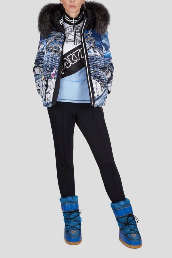 Куртка с мехом Sportalm - фото 3