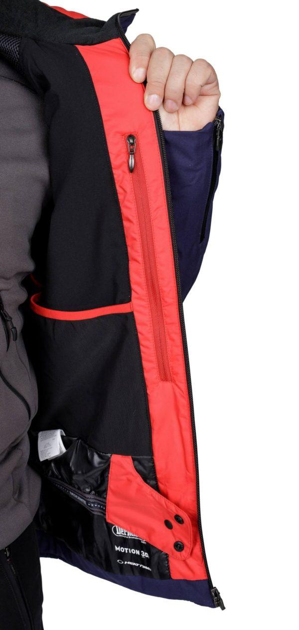 Мужская куртка DESCENTE LORENZO - фото 6