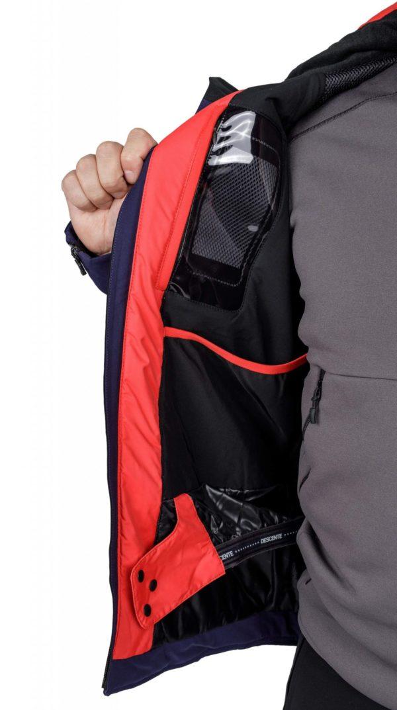 Мужская куртка DESCENTE LORENZO - фото 7