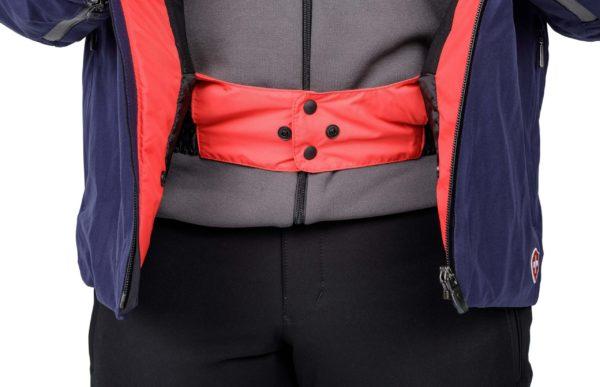 Мужская куртка DESCENTE Swiss Ski Replica - фото 5
