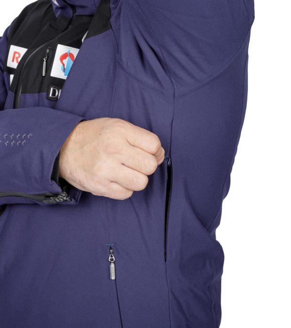Мужская куртка DESCENTE Swiss Ski Replica - фото 2