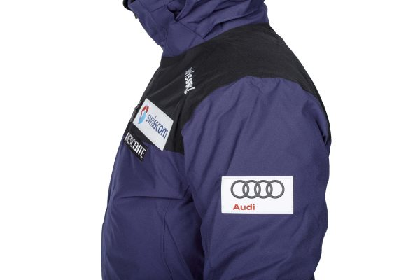 Мужская куртка DESCENTE Swiss Ski Replica - фото 7