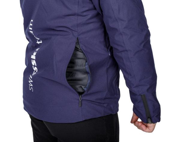 Мужская куртка DESCENTE Swiss Ski Replica - фото 9