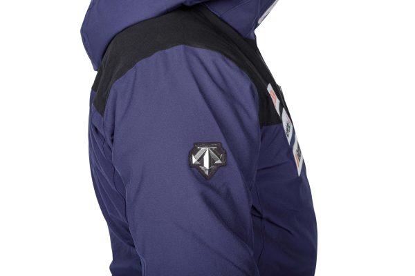 Мужская куртка DESCENTE Swiss Ski Replica - фото 3