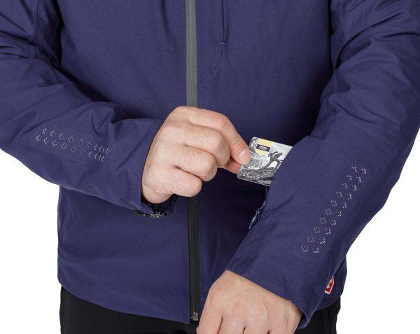 Мужская куртка DESCENTE Swiss Ski Replica - фото 4