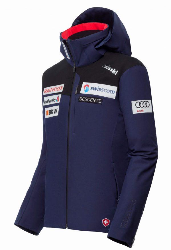 Мужская куртка DESCENTE Swiss Ski Replica - фото 1
