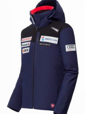 Мужская куртка DESCENTE Swiss Ski Replica - фото 13