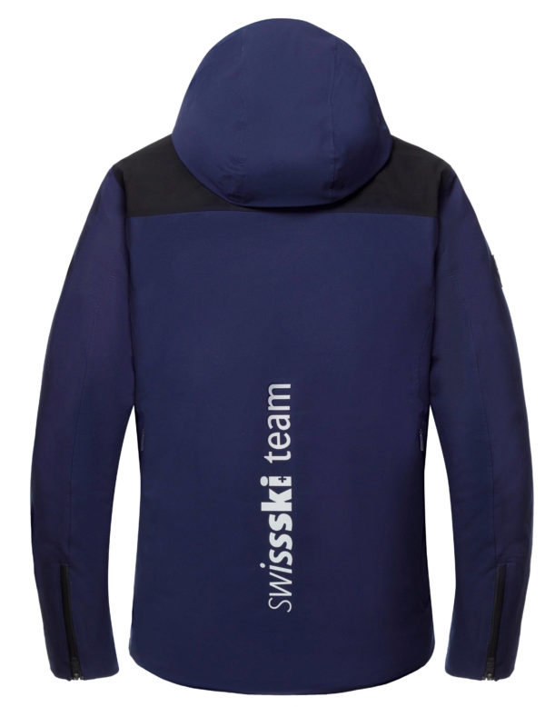 Мужская куртка DESCENTE Swiss Ski Replica - фото 10