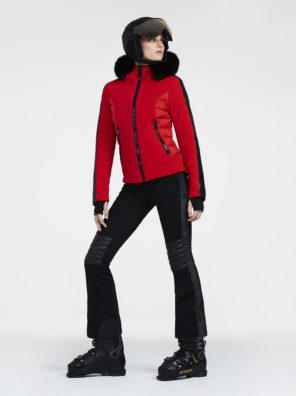 Женская куртка GOLDBERGH Kaja fur - фото 32