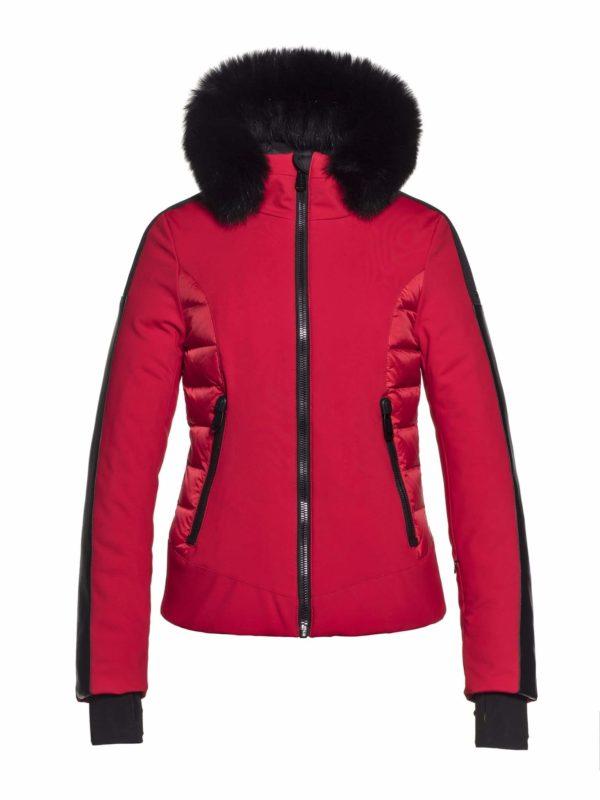 Женская куртка GOLDBERGH Kaja fur - фото 1