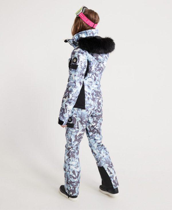Женская куртка Superdry Luxe Snow Puffer - фото 4