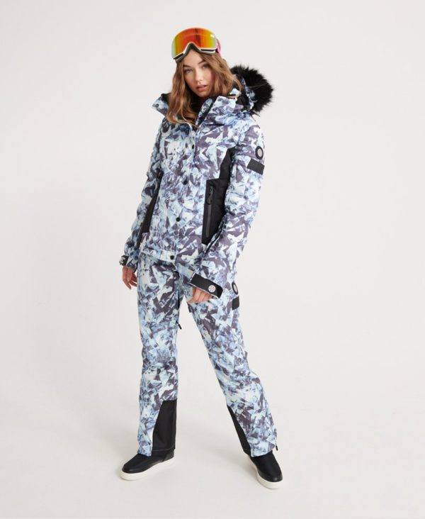 Женская куртка Superdry Luxe Snow Puffer - фото 5
