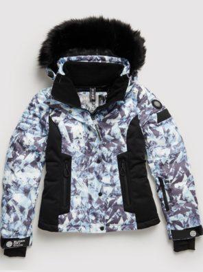 Женская куртка Superdry Luxe Snow Puffer - фото 17