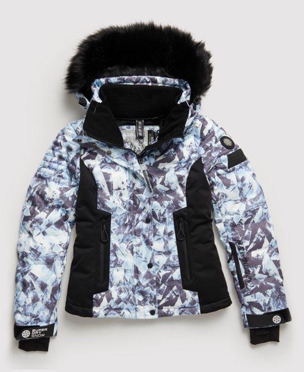 Женская куртка Superdry Luxe Snow Puffer - фото 1