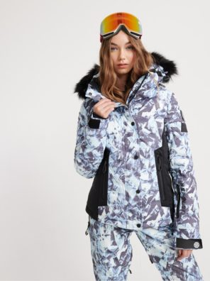 Женская куртка Superdry Luxe Snow Puffer - фото 18